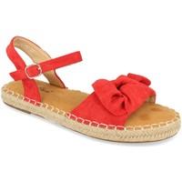 Chaussures Femme Sandales et Nu-pieds Milaya 2M10 Rojo
