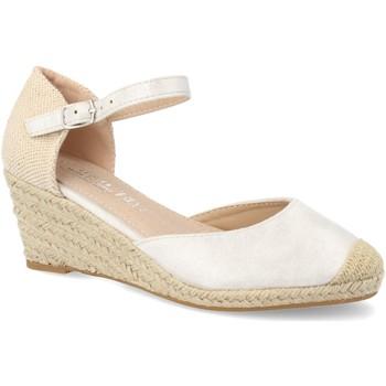 Chaussures Femme Espadrilles H&d HD-280 Plata