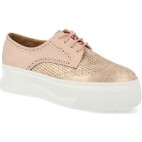 Chaussures Femme Derbies Suncolor AB685 Rosa