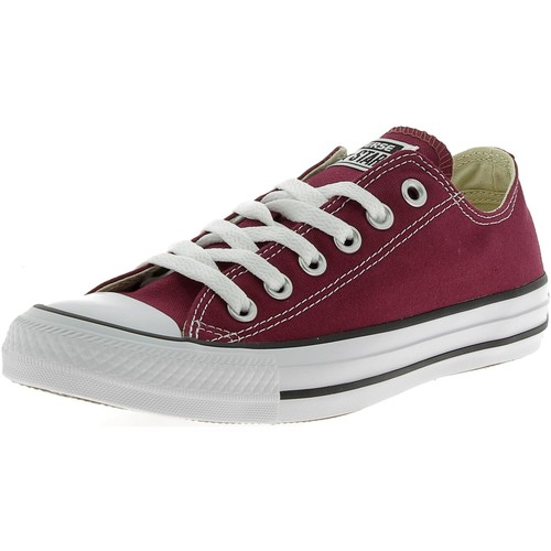 ALL STAR OX OPTICAL BASSE BORDEAUX