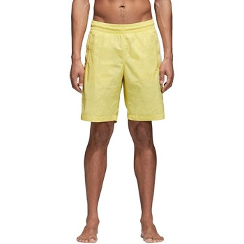 Vêtements Homme Maillots / Shorts de bain adidas Originals 3 Stripes Swim Costume Giallo jaune