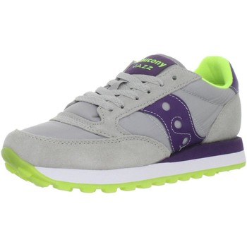 Chaussures Fille Baskets basses Saucony Jazz Original Grigie Gris