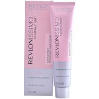 Beauté Accessoires cheveux Revlon Revlonissimo Satinescent 919-midnight Blue  60 ml