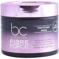 Beauté Femme Soins & Après-shampooing Schwarzkopf Bc Fibre Force Fortifying Mask  150 ml