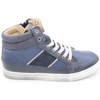 Chaussures Garçon Boots Bellamy flor bleu