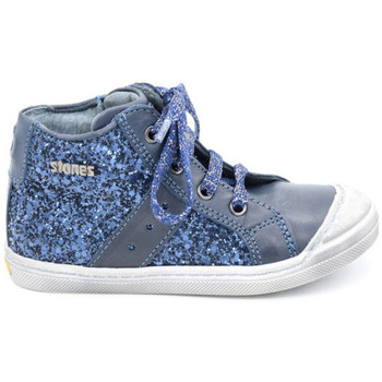 Chaussures Fille Boots Stones and Bones rama bleu