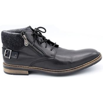 Chaussures Homme Boots Rieker f1230-02 Noir