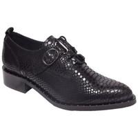 Chaussures Femme Derbies Philippe Morvan story Noir