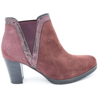 Chaussures Femme Boots Reqin's casey rouge