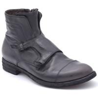 Chaussures Femme Boots Officine Creative lexicon/094 Noir