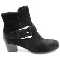Chaussures Femme Boots Ara 12-46950 Noir