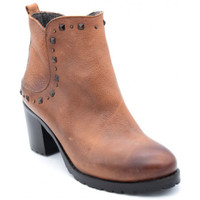 Chaussures Femme Boots Piranha 893 Marron