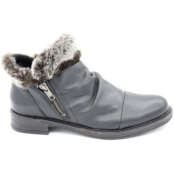 Chaussures Femme Boots Coco & Abricot v0762 Noir