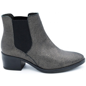 Chaussures Femme Boots We Do co77941b Gris