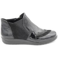 Chaussures Femme Boots Ara 12-46314-61 Noir