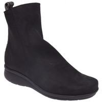 Chaussures Femme Boots Hirica deesse Noir