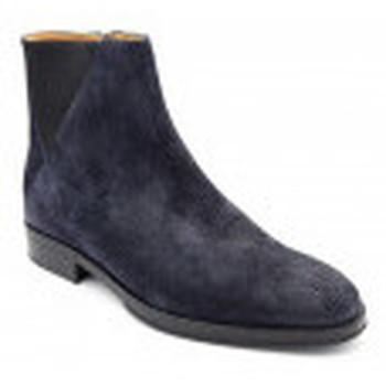 Chaussures Femme Boots Triver Flight 259-04 bleu