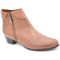 Chaussures Femme Boots Regarde Le Ciel stefany-03 Marron