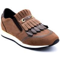 Chaussures Femme Baskets mode Dlsport 3656 Marron