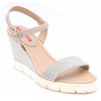 Chaussures Femme Sandales et Nu-pieds Weekend 8285 Gris