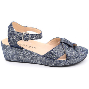 Chaussures Femme Sandales et Nu-pieds Brunate sd553 Bleu