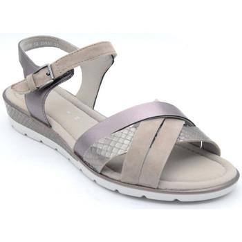 Chaussures Femme Sandales et Nu-pieds Ara 12-33530-12 Argenté