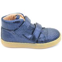 Chaussures Garçon Boots Bellamy inter Bleu