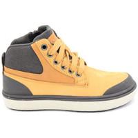 Chaussures Garçon Boots Geox j matt.b jaune