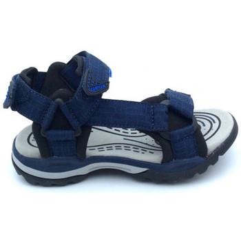 Chaussures Garçon Sandales sport Geox borealis bleu