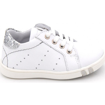 Chaussures Fille Baskets mode Bellamy grom blanc