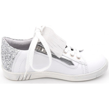 Chaussures Fille Baskets basses Bellamy jorpi blanc