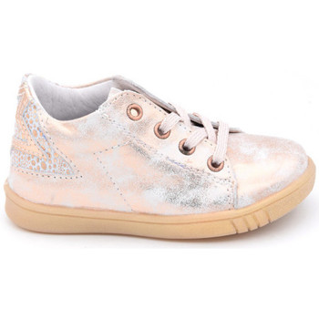 Chaussures Fille Baskets basses Bellamy sofia rose