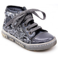 Chaussures Fille Boots Stones And Bones clop Gris