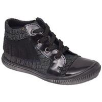 Chaussures Fille Boots Bellamy via Noir