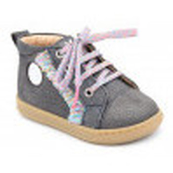Chaussures Fille Boots Shoo Pom bouba angel bleu