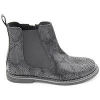 Chaussures Fille Boots Bellamy nicki Noir