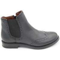 Chaussures Fille Boots Bellamy maya Noir