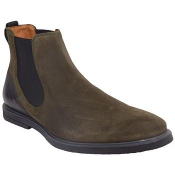 Chaussures Homme Boots Pellet teddy vert