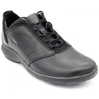 Chaussures Homme Baskets basses Geox nebula Noir