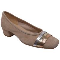Chaussures Femme Ballerines / babies Reqin's halya Beige