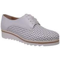 Chaussures Femme Derbies Mitica 33163 Blanc