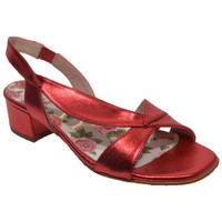 Chaussures Femme Sandales et Nu-pieds Jhay 1365 rouge
