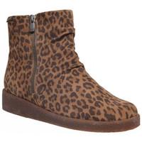 Chaussures Femme Boots Mephisto cassandra Marron