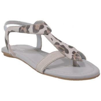 Chaussures Femme Sandales et Nu-pieds Reqin's bernie mix wild Gris