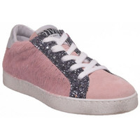 Chaussures Fille Baskets basses Semerdjian epoch vs10 rose