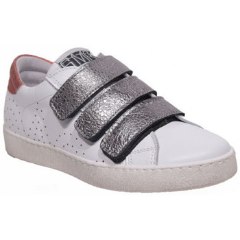 Chaussures Fille Baskets basses Semerdjian elsa vs12 blanc