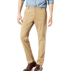 Vêtements Homme Chinos / Carrots Dockers SUPREME FLEX TAPERED beige