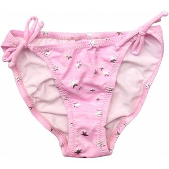 Sous-vêtements Fille Slips Princesse Ilou Slip de bain imprimé étoile Rose