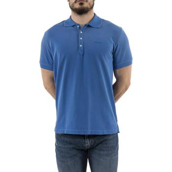 Vêtements Homme Polos manches courtes Diesel 00shel night bleu
