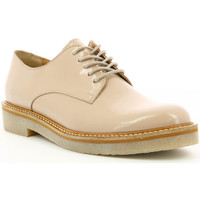 Chaussures Femme Derbies Kickers Oxfork BEIGE